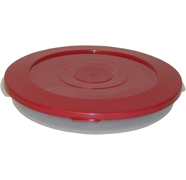 Round Food Storage Container by American Maid Plastic