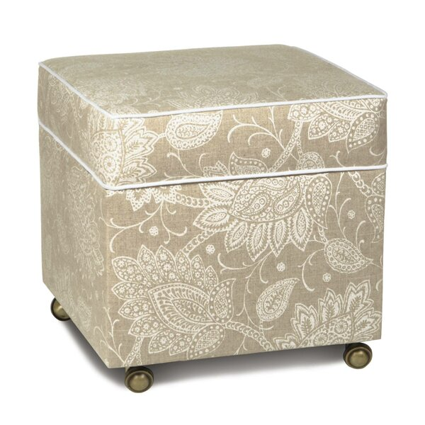 Aileen Storage Ottoman by Eastern Accents Eastern Accents