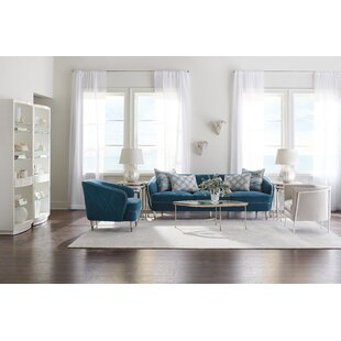 Hour Time Standard Configurable Living Room Set by Caracole Classic
