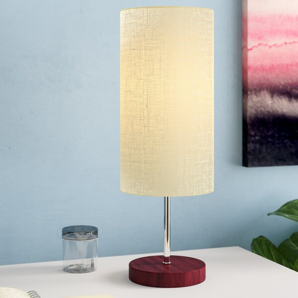 Oleson Minimalist 17 Table Lamp by Orren Ellis