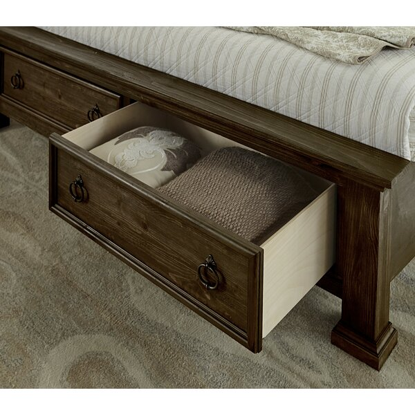Sleigh Bed by Darby Home Co