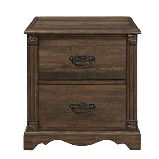 Feliz 2 Drawer Nightstand by Darby Home Co