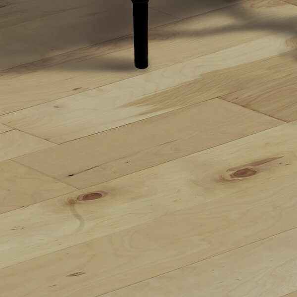5 Engineered Birch Hardwood Flooring in Natural by Albero Valley