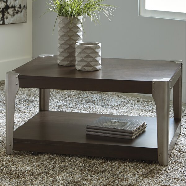Moya Coffee Table by Williston Forge