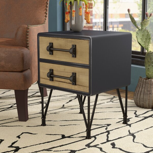 Coulter End Table By Williston Forge by Williston Forge Herry Up