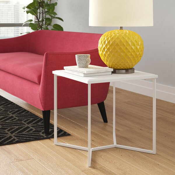 Carlock End Table by Ebern Designs