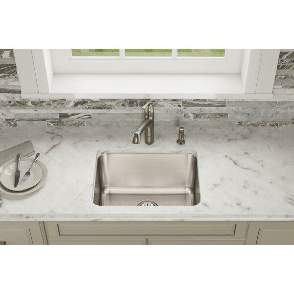 Lustertone 24 L x 18 W Undermount Kitchen Sink