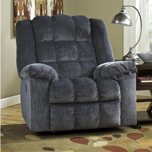 Trang Power Rocker Recliner Red Barrel Studio