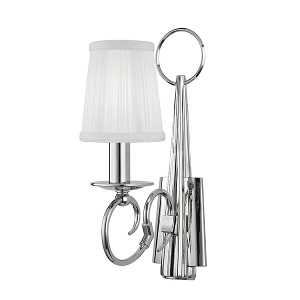 Caldwell 1 Light Wall Sconce By Hudson Valley Lighting.