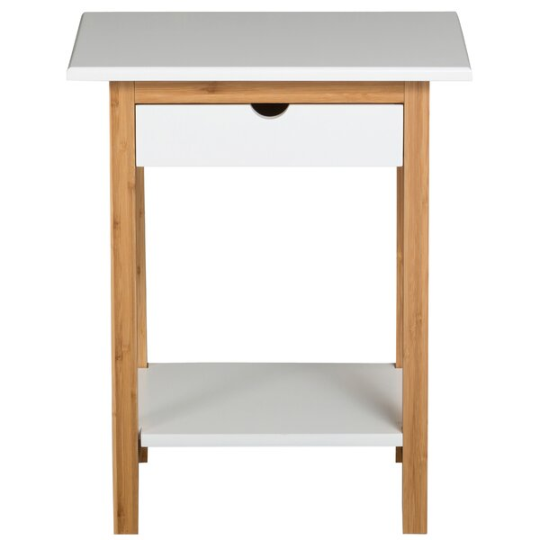 Wellston End Table by Ebern Designs