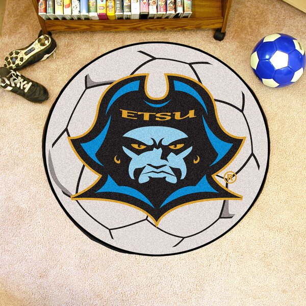 NCAA East Tennessee State University Soccer Ball by FANMATS
