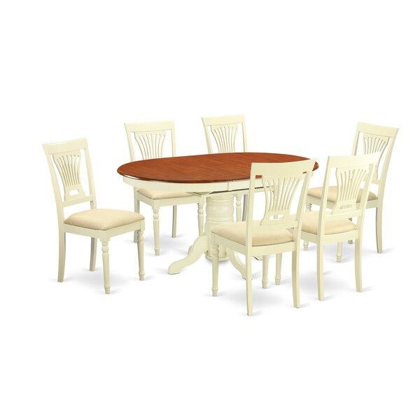 Spurling 7 Piece Dining Set
