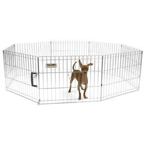 Harlow Pro Handler Exercise Dog Pen