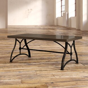Winona Industrial Coffee Table 17 Stories