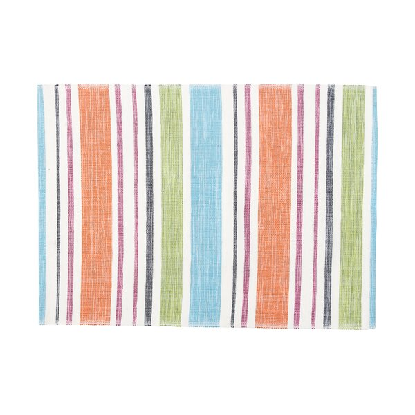 Sven Stripe 19 Placemat by C&F Home