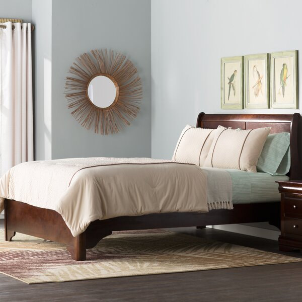 North Beach Standard Bed by Beachcrest Home