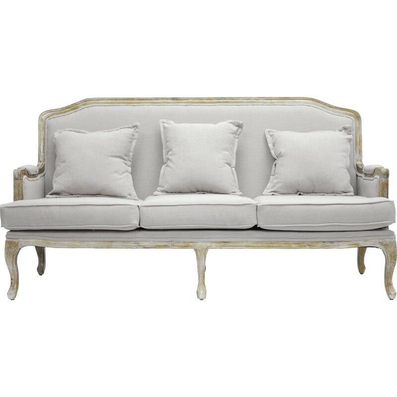 Lark Manor Milieu Classic French Sofa & Reviews | Wayfair