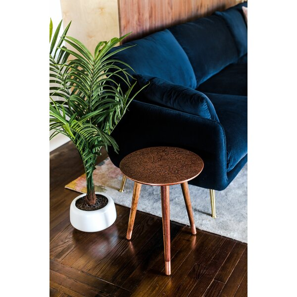 Caylor End Table By World Menagerie