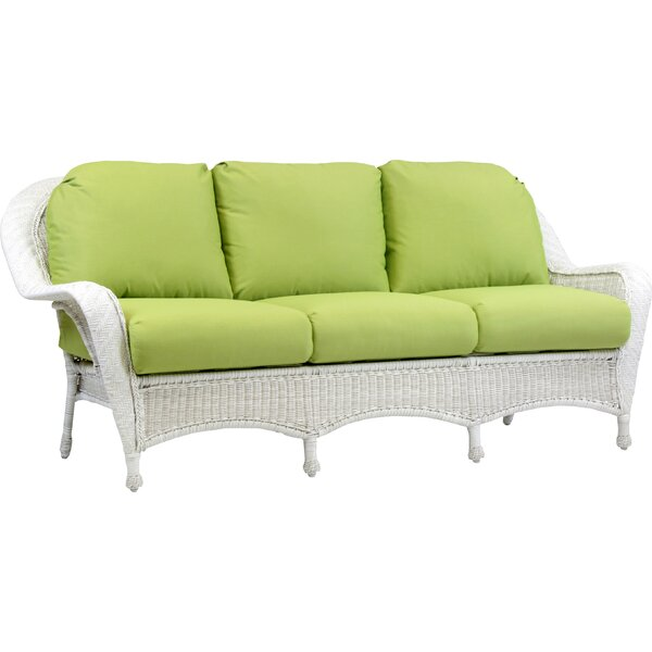 Souder Sofa with Cushion by Bay Isle Home