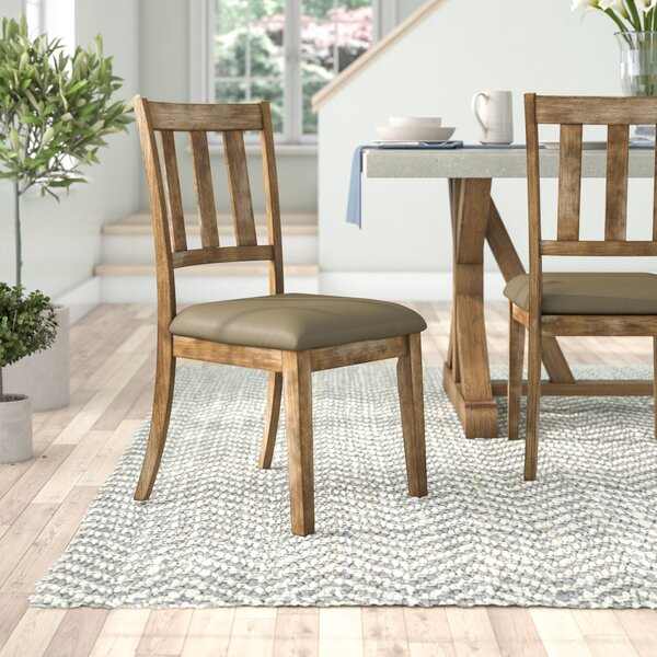 Zebulon Upholstered Dining Chair (Set of 2) by Andover Mills