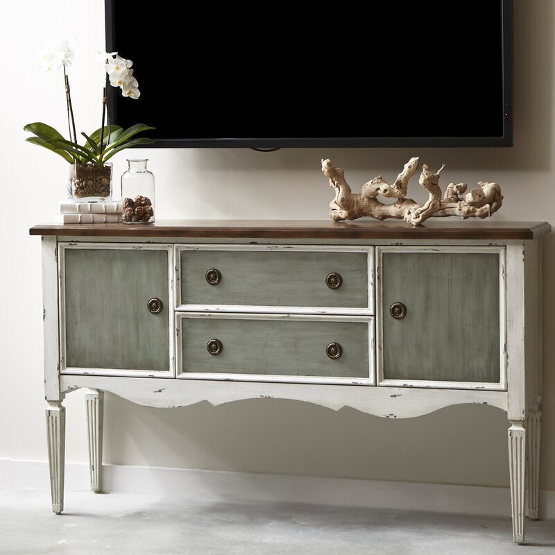 Bontang 3 Tone Weathered Buffet Table