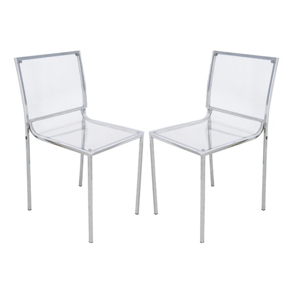 Almeda Side Chair (Set of 2) by LeisureMod