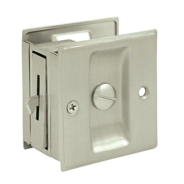Privacy Pocket Lock by Deltana