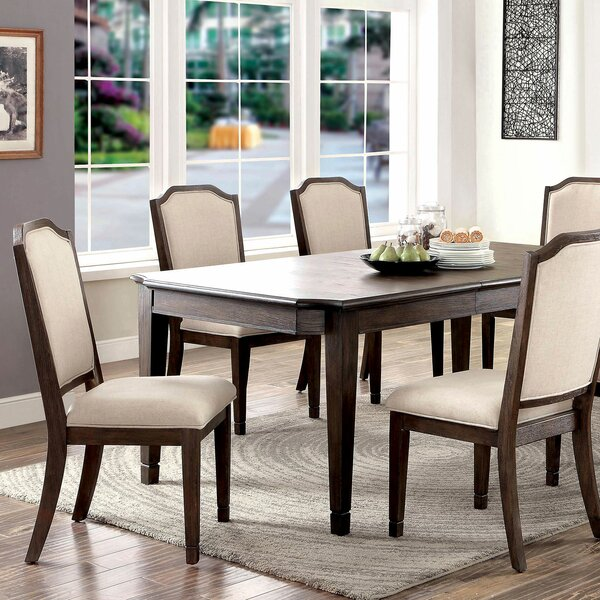 Antonio 7 Piece Extendable Dining Set by One Allium Way