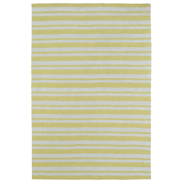 Marlon Yellow Area Rug by Viv + Rae