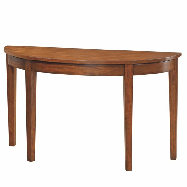 Delmont 52 In. Solid Wood Console Table By Alcott Hill