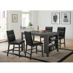 Oak Hill 5 Piece Pub Table Set By Ebern Designs