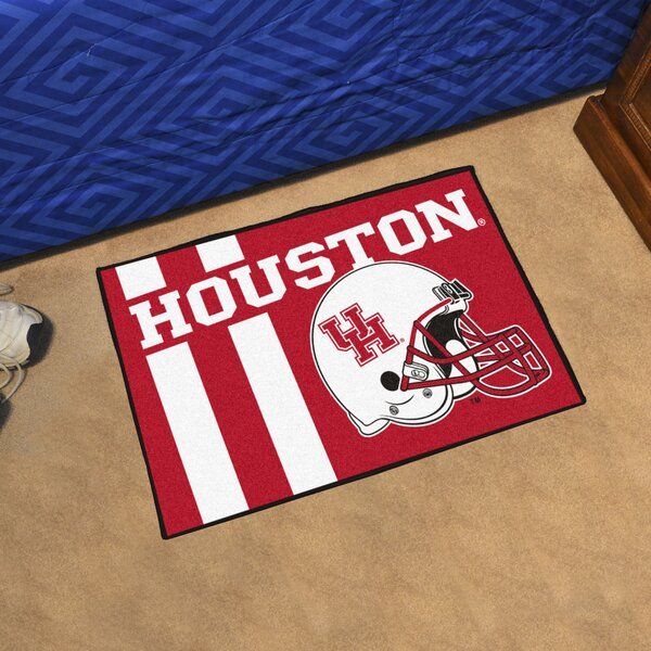 University of Houston Doormat by FANMATS