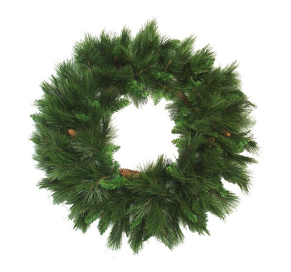 Long Needle Pine Artificial Christmas Garland by Darice