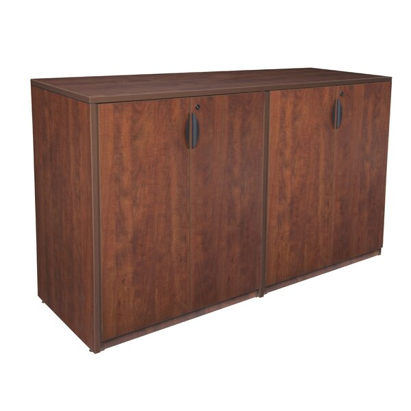 Linh 4 Door Credenza Accent Cabinet by Latitude Run