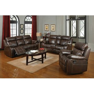 Chestnut Configurable Living Room Set by Darby Home Co