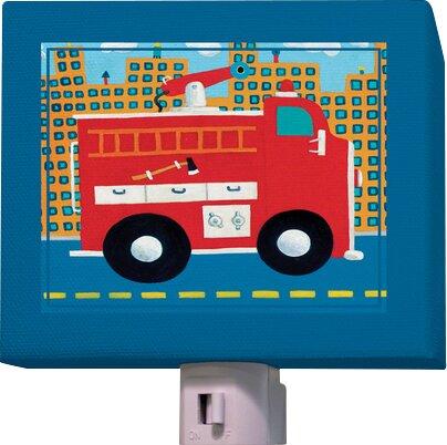 Fire Truck Night Light by Oopsy Daisy