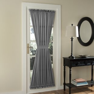 Bon French Door Panel Curtains | Wayfair