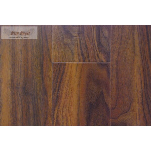 0.75 x 2 x 94 Walnut Overlap Stair Nose in Avante Garde by All American Hardwood
