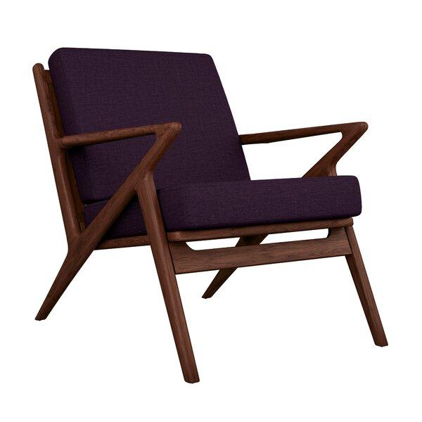 Buenrostro Cross Weave Lounge Chair by Corrigan Studio