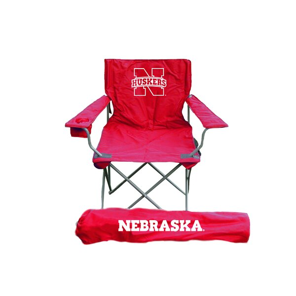 NCAA Folding Camping Chair by Rivalry