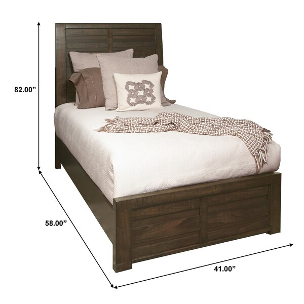 Darrant Standard Bed by Union Rustic