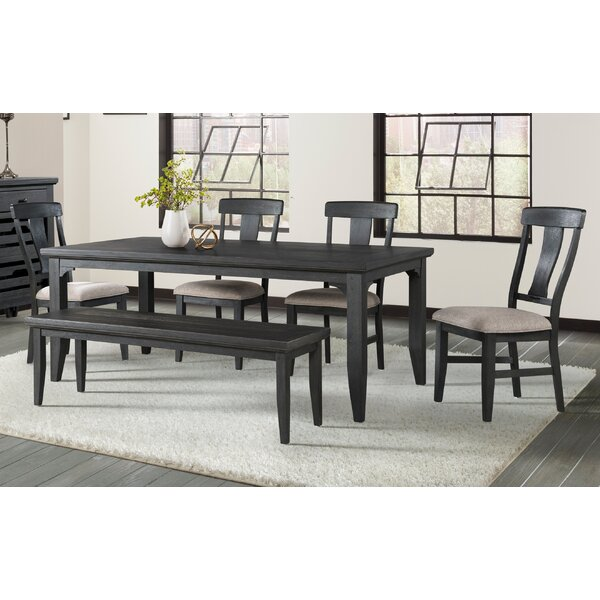 Southborough 6 Piece Dining Set by Alcott Hill