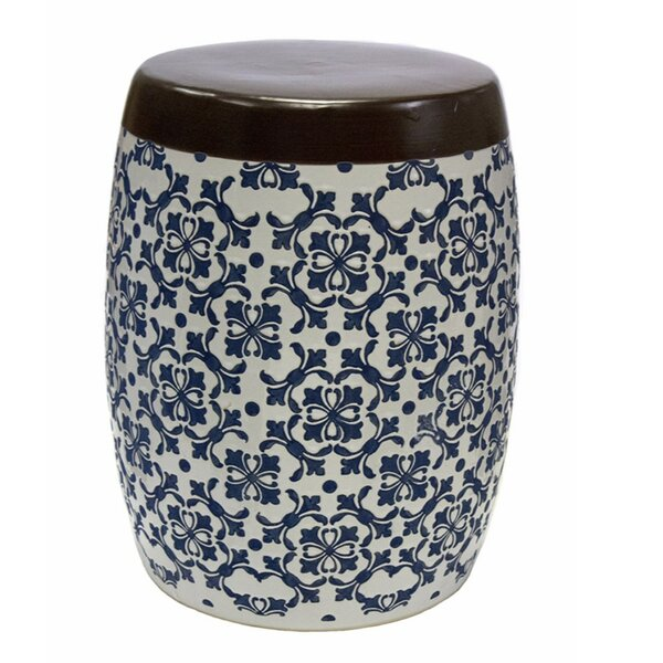 Reliford Alladin Garden Stool by Charlton Home