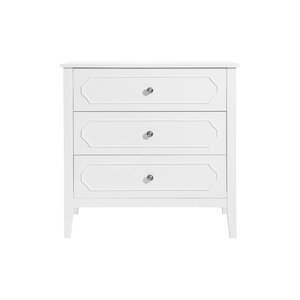 Poppy Regency 3 Drawer Changing Table