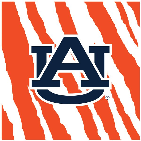 Auburn University Square Occasions Trivet by Thirstystone