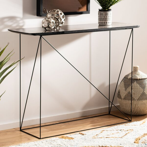 Ebern Designs Wood Console Tables