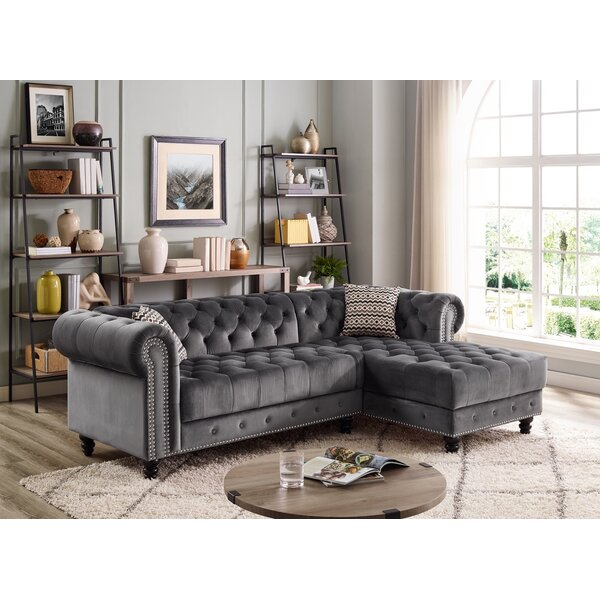 Newhall Sectional by Mercer41