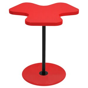 Three Leaf Clover End Table LumiSource