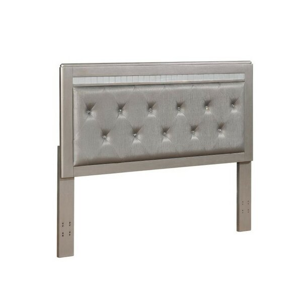 Hindsville Panel Headboard by House of Hampton