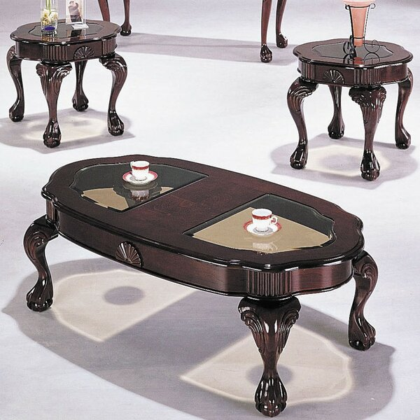 Sylmar 3 Piece Coffee Table Set by Astoria Grand Astoria Grand